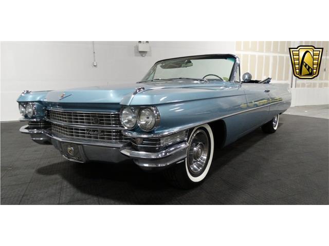 1963 Cadillac Series 62 | 916629