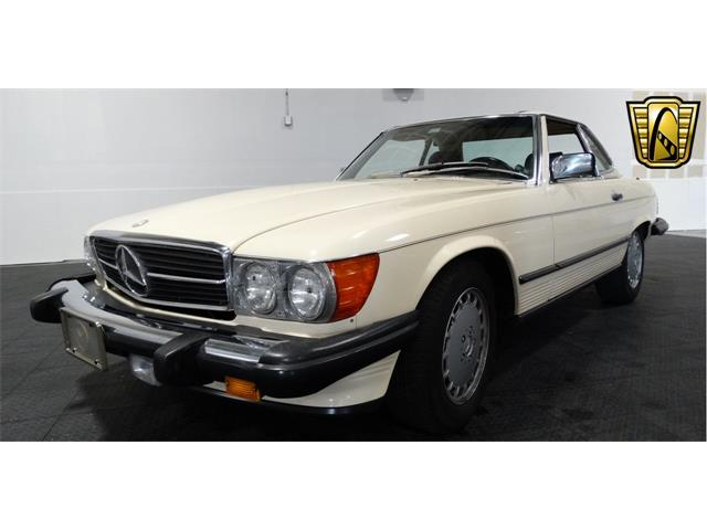 1988 Mercedes-Benz 560SL | 916635