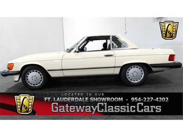 1988 Mercedes-Benz 560SL | 916635