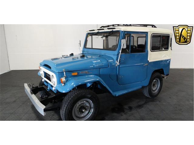 1970 Toyota Land Cruiser FJ | 916638