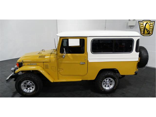 1981 Toyota Land Cruiser FJ   916639