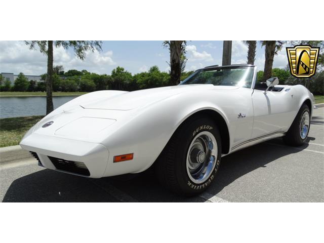 1973 Chevrolet Corvette | 916643