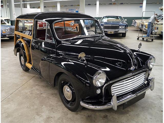 1960 Morris Minor 1000 2Dr Traveler | 916645