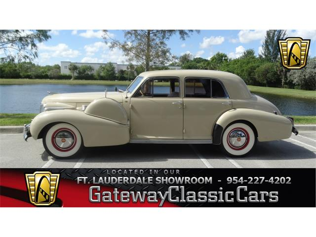 1940 Cadillac Series 60 | 916657