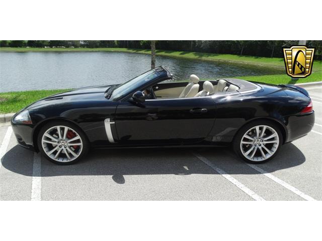 2007 Jaguar XKR | 916660