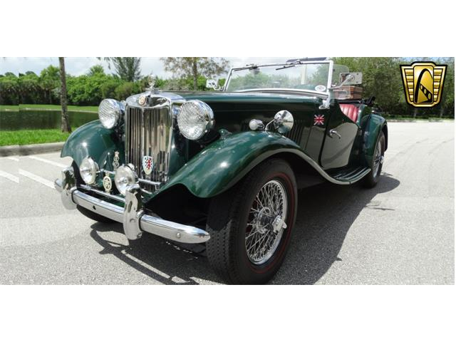 1953 MG TD | 916664