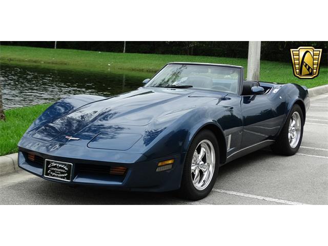 1981 Chevrolet Corvette | 916668