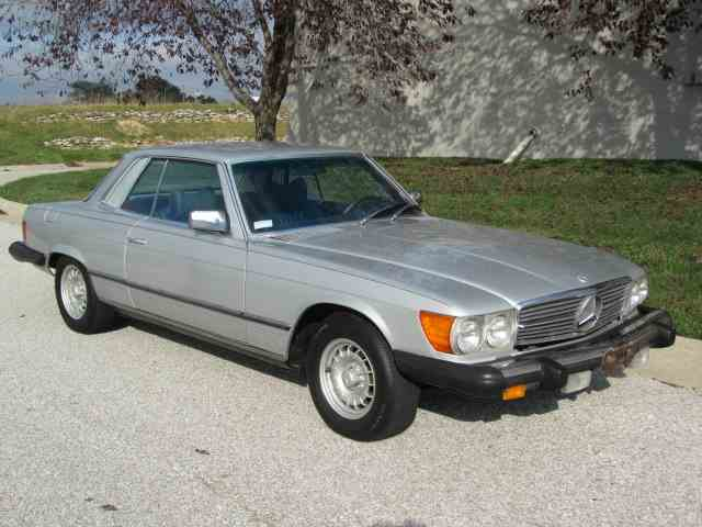 1979 Mercedes-Benz SLC | 916670