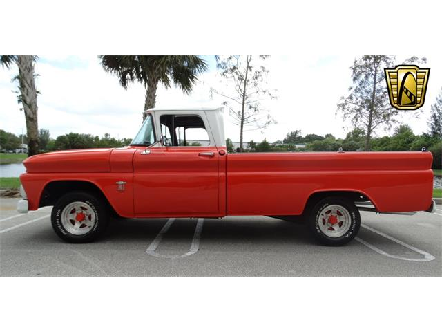 1963 Chevrolet C/K 10   916679
