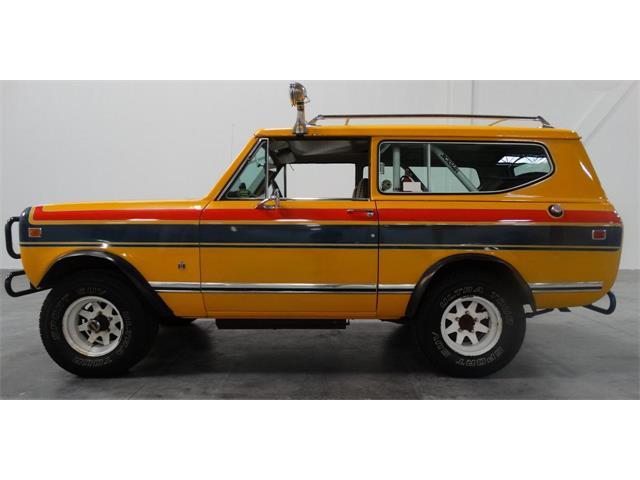 1977 International Harvester Scout II | 916690