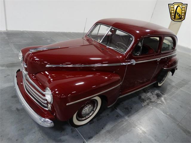 1947 Ford 2-Dr Sedan | 916693