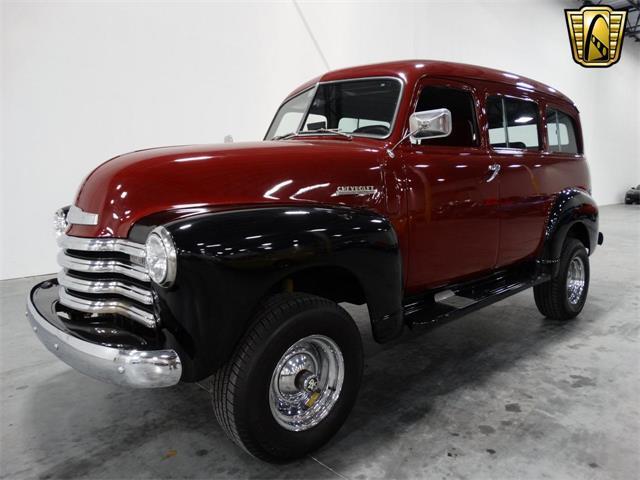 1948 Chevrolet Suburban | 916696