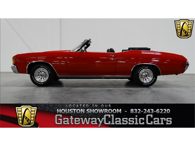 1972 Chevrolet Chevelle | 916704