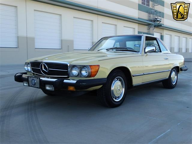 1977 Mercedes-Benz 450SL | 916705