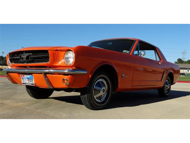 1965 Ford Mustang | 916707
