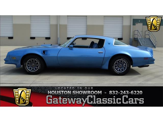 1978 Pontiac Firebird Trans Am | 916711