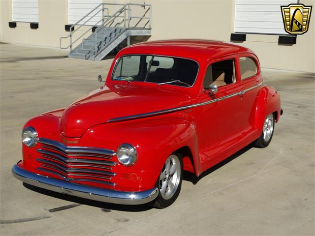 1948 Plymouth Special Deluxe | 916723