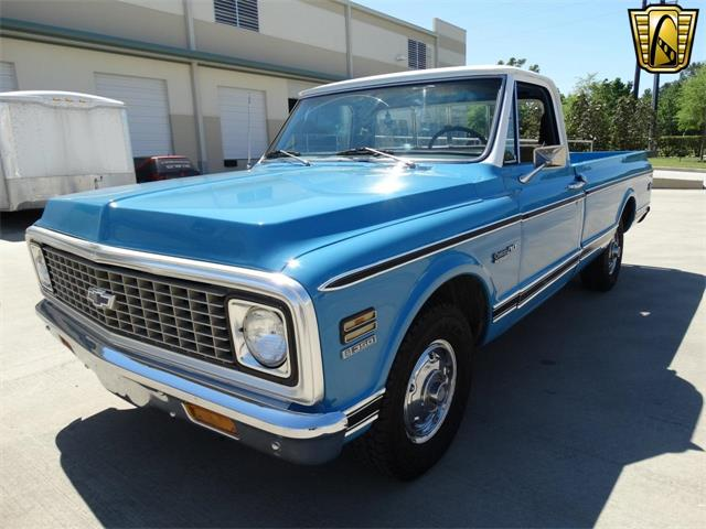 1972 Chevrolet C/K 10 | 916754