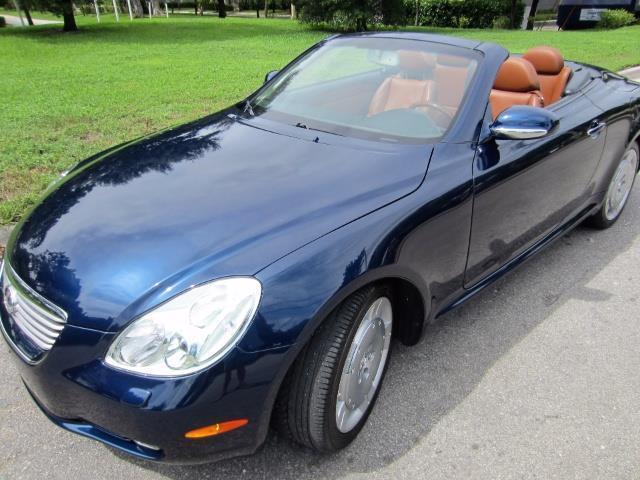 2004 Lexus SC430 | 910677