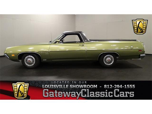 1970 Ford Ranchero | 910685