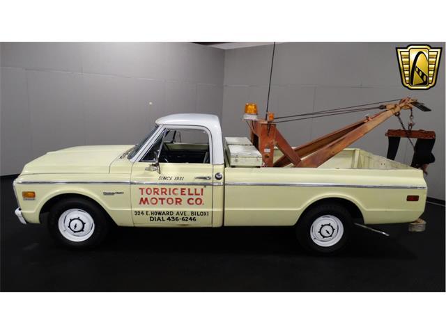 1971 Chevrolet C/K 20 | 916909
