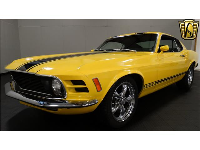 1970 Ford Mustang | 916922