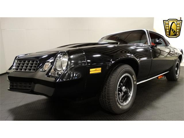1978 Chevrolet Camaro   916925
