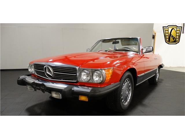 1978 Mercedes-Benz 450SL | 916928