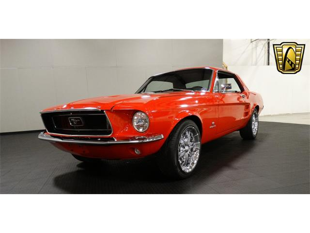 1967 Ford Mustang | 916931