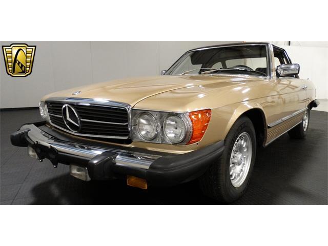 1981 Mercedes-Benz 380SL | 916932