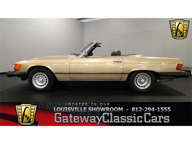 1981 Mercedes-Benz 380SL | 916932