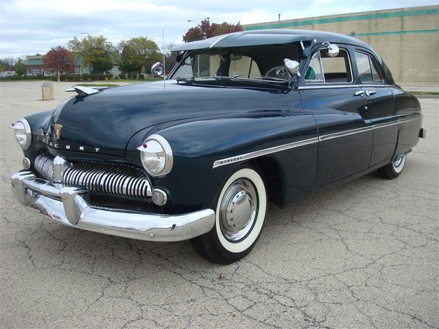 1949 Mercury 4-Dr Sedan eight | 916939
