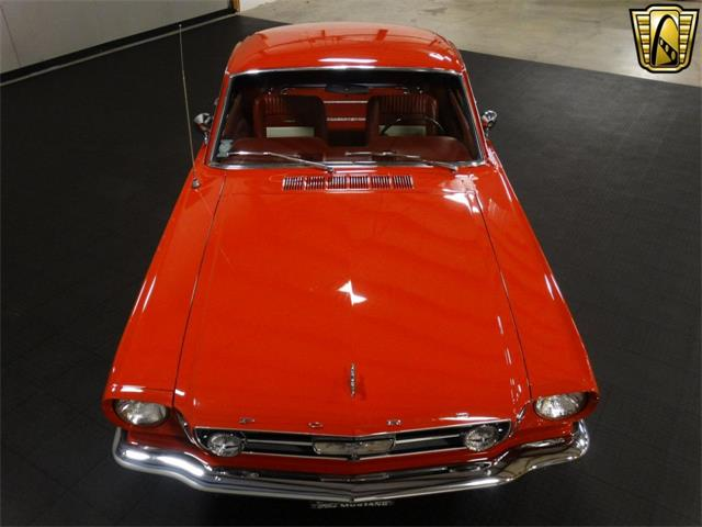1965 Ford Mustang   916943