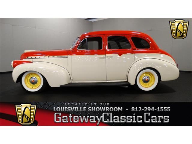 1940 Chevrolet Sedan | 916966