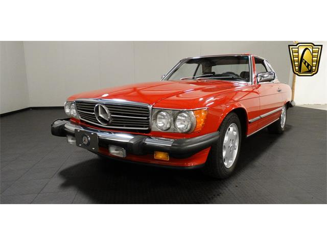 1988 Mercedes-Benz 560SL | 916967