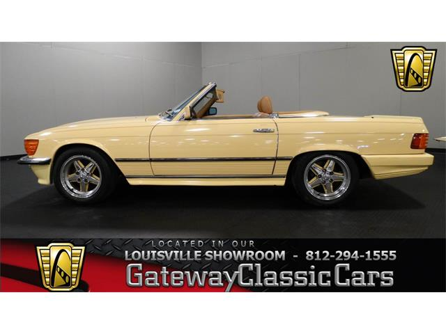 Classic mercedes benz 500sl for sale on for Buy classic mercedes benz