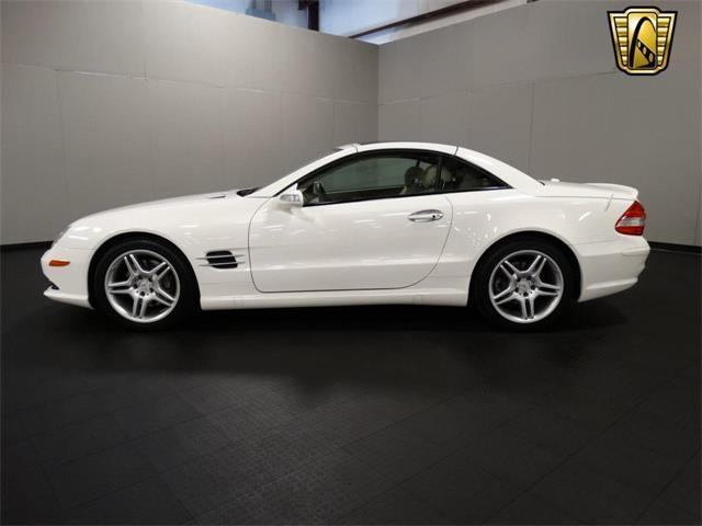 2008 Mercedes-Benz SL55 | 916981