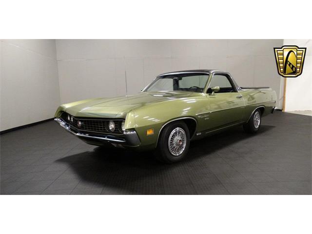 1970 Ford Ranchero | 916985