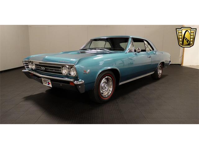 1967 Chevrolet Chevelle | 916987
