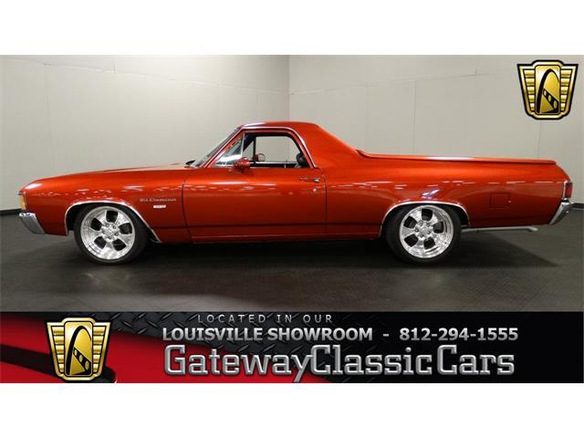 1972 Chevrolet El Camino | 916999