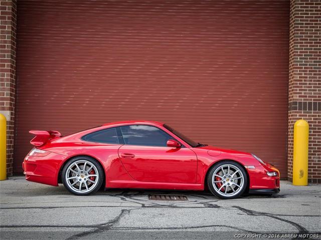 2007 Porsche 911 GT3 | 910007