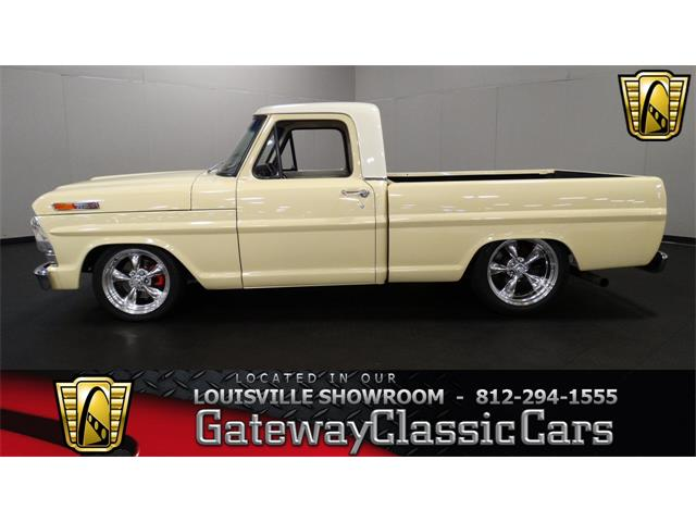 1967 Ford F100 | 917000