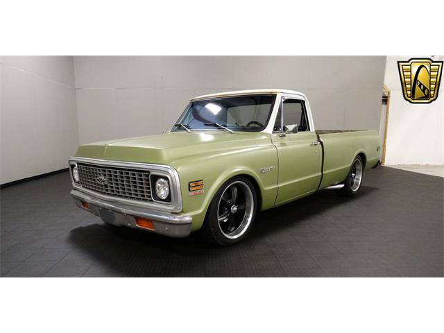 1972 Chevrolet C/K 10 | 917002