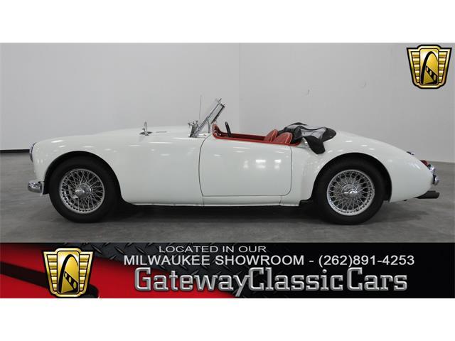 1962 MG MGA | 917010