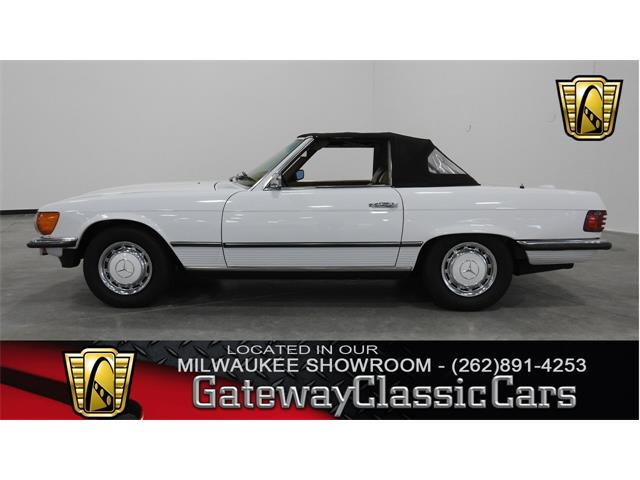 1973 Mercedes-Benz 450SL | 917013