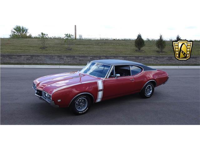 1968 Oldsmobile Cutlass | 917030