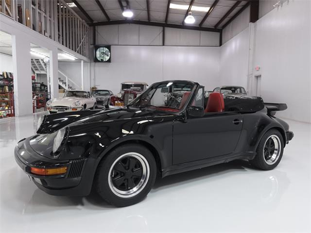 1986 Porsche 911 Carrera Factory Widebody Cabriolet | 910706