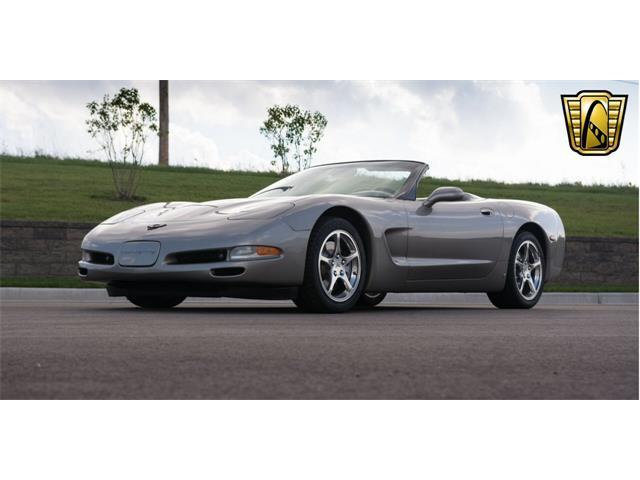 2002 Chevrolet Corvette | 917083
