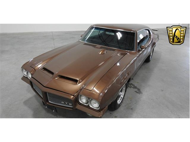 1971 Pontiac GTO | 917087
