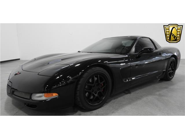 2002 Chevrolet Corvette | 917089